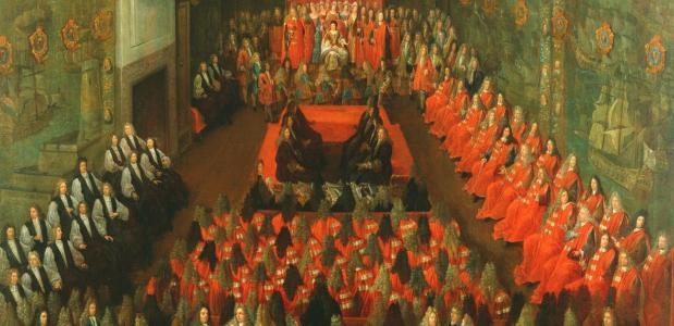 Traditie En Hervorming Geschiedenis Van Het Britse House Of Lords