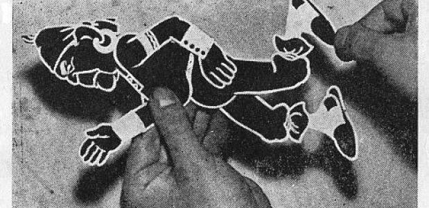 Oudste animatiefilm ter wereld