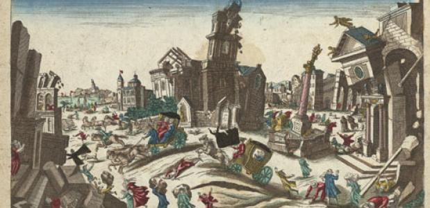 De geschiedenis van de seismologie
