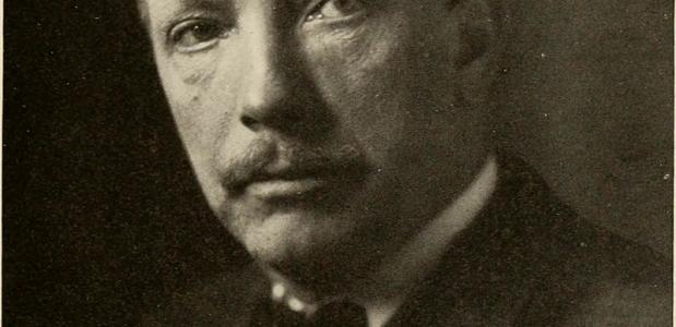 De Duitse componist Richard Strauss