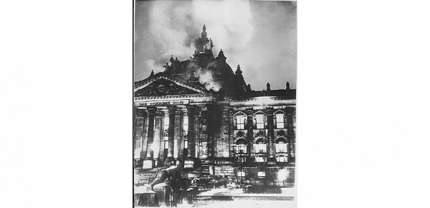 Rijksdagbrand Berlijn 1933