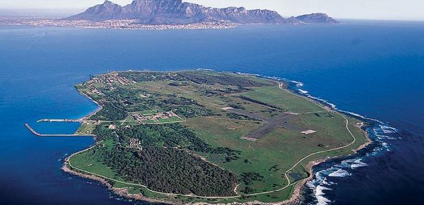 Robbeneiland gevangeniseiland