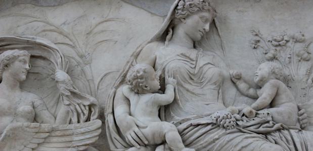 Romeins moederschap