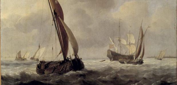 Geschiedenis Haringvisserij