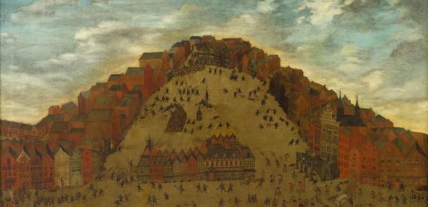 Het schermersoproer van 1579