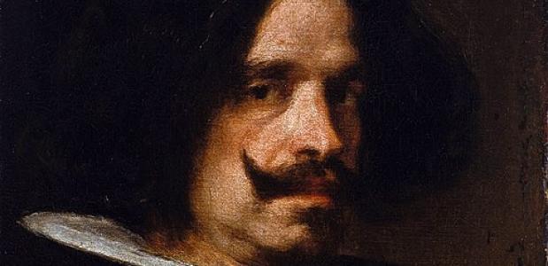Diego Velázquez Zelfportret