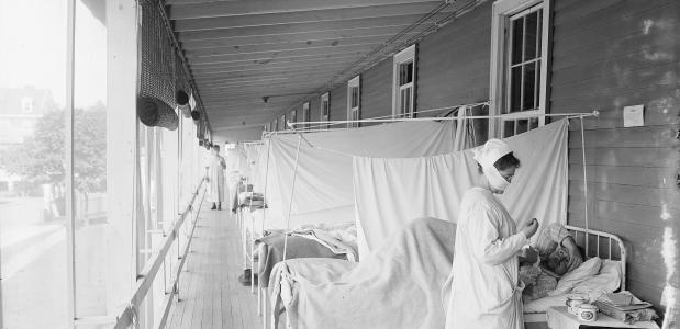 Geschiedenis spaanse griep