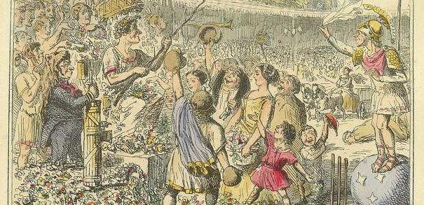 Sporthelden in de Oudheid
