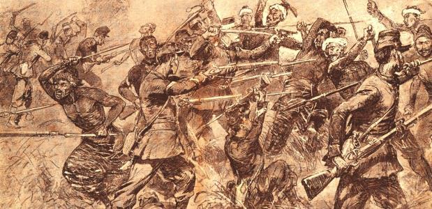 Uitbreken van de Atjeh-oorlog