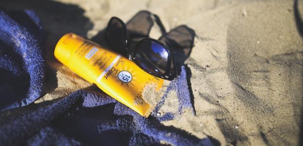 Uitvinding van zonnebrandcrème