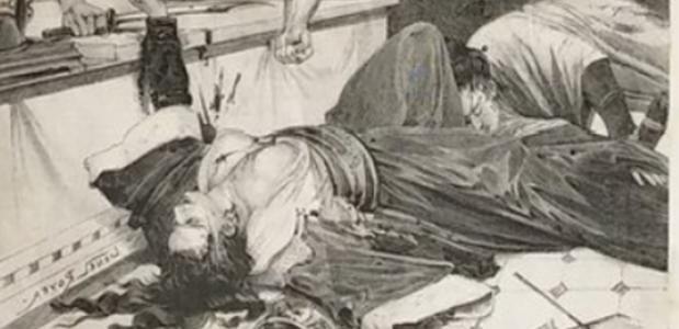 moord op Koningin Min