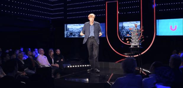 Maarten Prak, hoogleraar aan de Universiteit Utrecht.