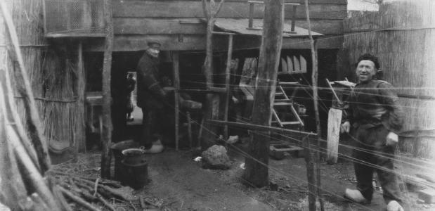 De touwslager was eeuwenlang een zeer gewaardeerd ambacht in Nederland.