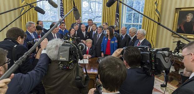 Invloed van televisie op presidentsverkiezingen