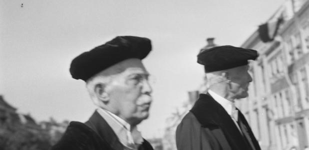 Geschiedenis van Universiteit Leiden