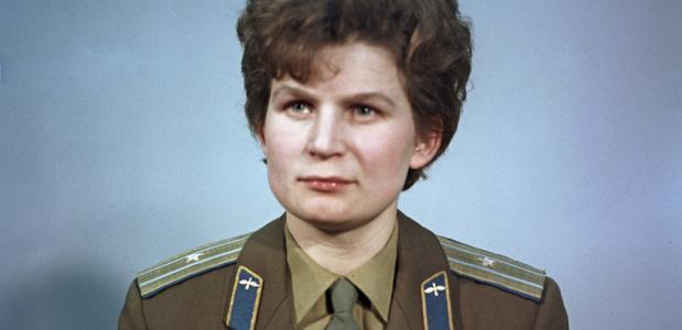 Valentina Teresjkova eerste vrouw in de ruimte