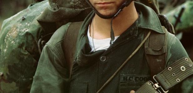 Vietnam oorlog soldaat