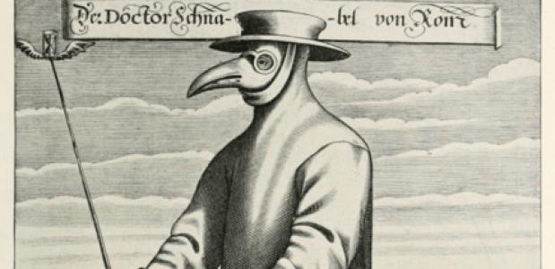 Waarom droegen dokters tijdens de pest vogelmaskers?