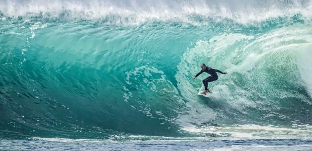 Surfen Tahiti James Cook