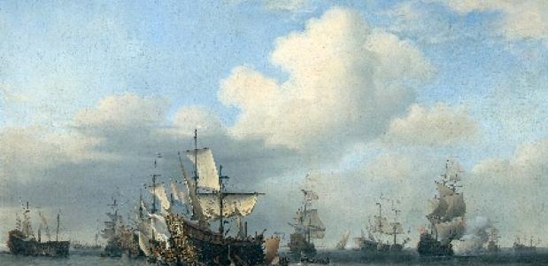 Vierdaagse Zeeslag