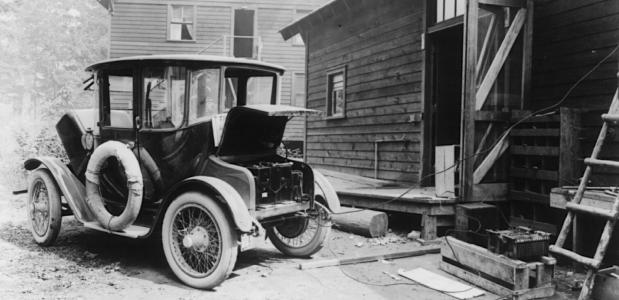 Elektrische Auto In De 19e Eeuw Isgeschiedenis