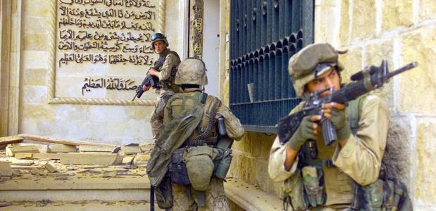 Amerikaanse invasie in Irak