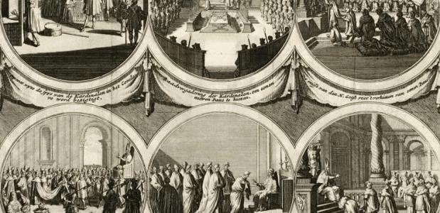 pauselijk conclaaf