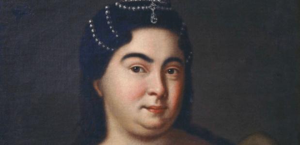 Catharina I van Rusland