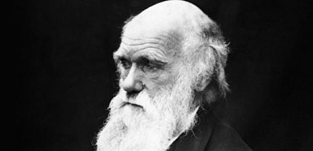 De Engelsman Charles Darwin werd wereldberoemd met zijn evolutietheorie.