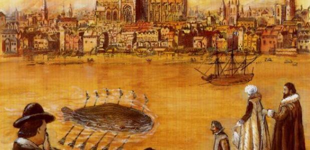uitvinding van de duikboot