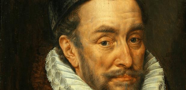 Portret van Willem van Oranje-Nassau