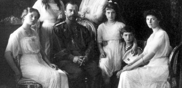 Familie Romanov
