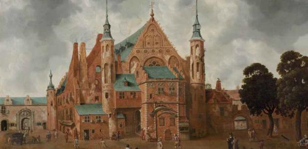 Geschiedenis ridderzaal