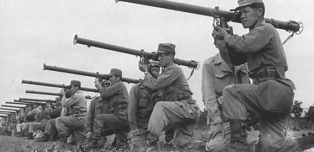 Het Japanse leger