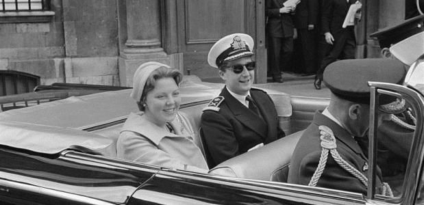Albert II van België.