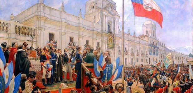 Onafhankelijkheid van Chili