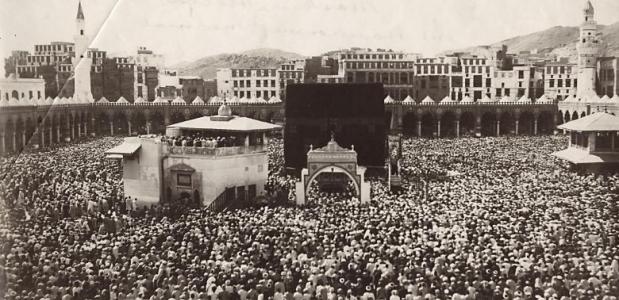 Naar Mekka