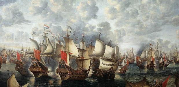 betrekkingen tussen nederland en zweden in de 17e eeuw
