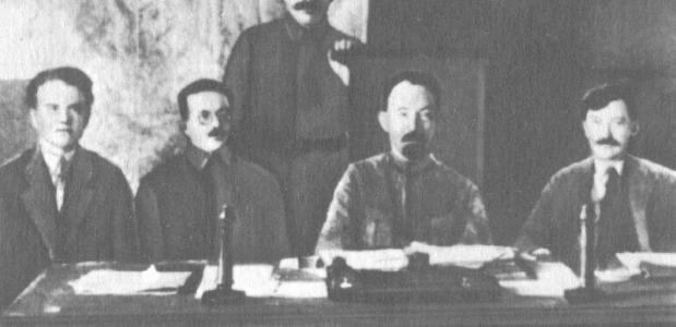 Geschiedenis van de Cheka, voorloper van de KGB