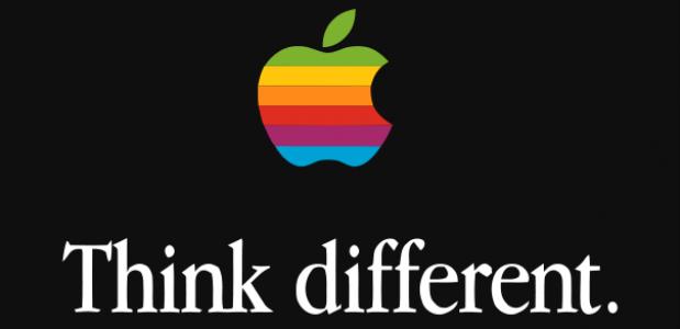 oprichting van apple