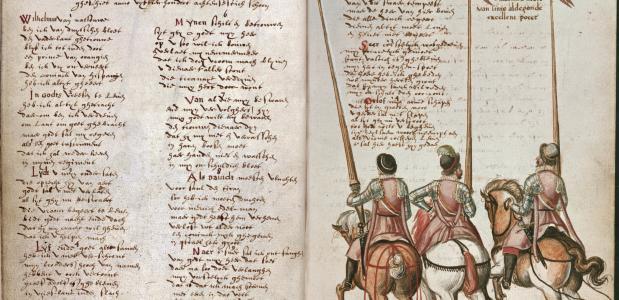 geschiedenis volkslied van Nederland