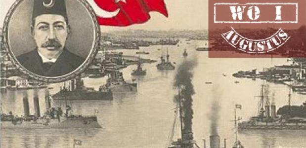 Vaak De rol van het Ottomaanse Rijk tijdens de Eerste Wereldoorlog  @GZ98