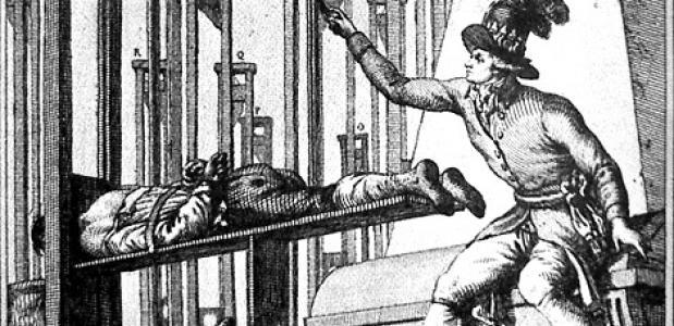 De Terreur tijdens de Franse Revolutie