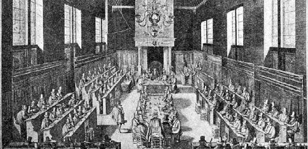 De Synode van Dordrecht