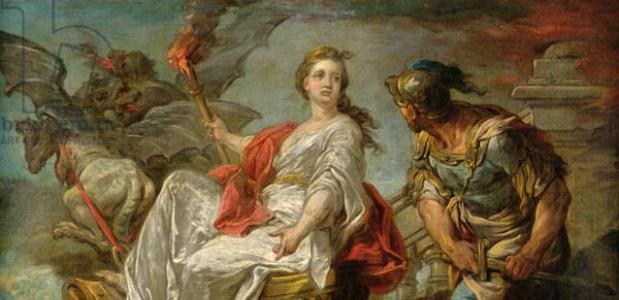 Jason en Medea