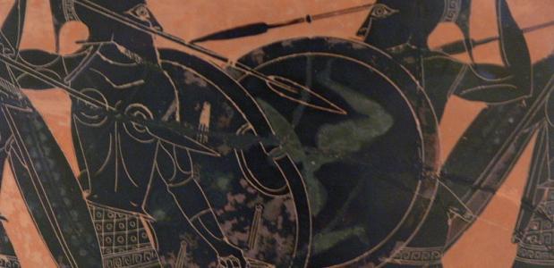 Strijd Sparta-Athene