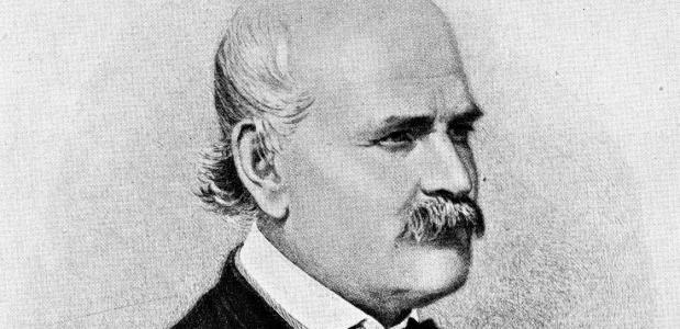 Semmelweis Handen wassen