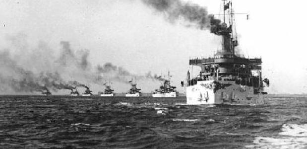 Great White Fleet: de Amerikaanse marine vaart de wereld rond |  IsGeschiedenis