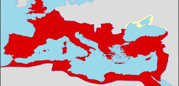 staatkundige geschiedenis Romeinse rijk