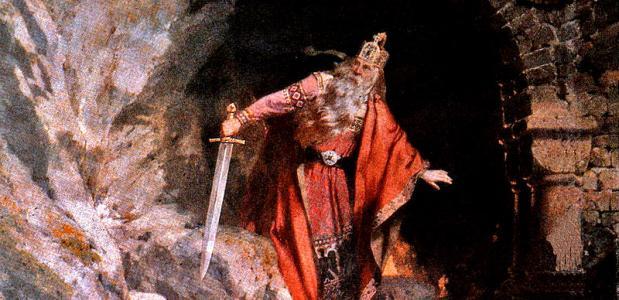 Koning Frederik Barbarossa